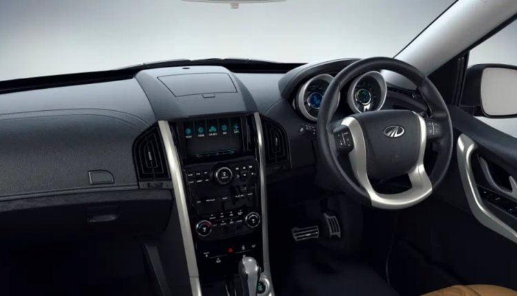 2020 Mahindra XUV500 Automatic BS6