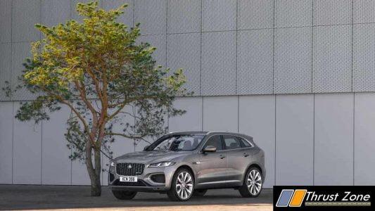 2021 Jaguar F-Pace India (4)