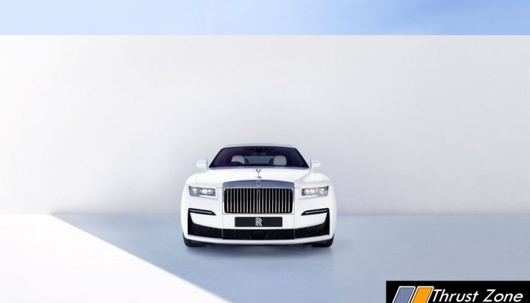 2021 Rolls Royce Ghost india launch (3)