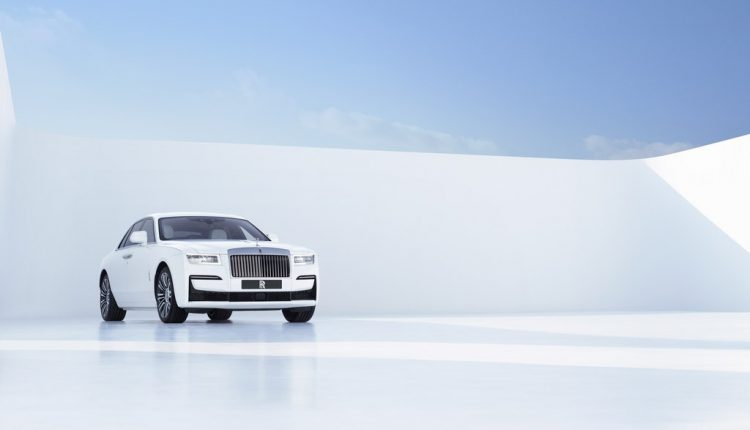 2021 Rolls Royce Ghost india launch (4)