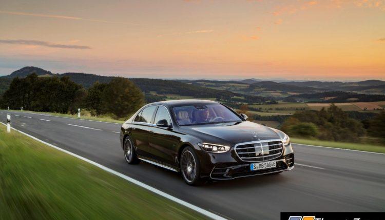 All New 2021 Mercedes S-Class