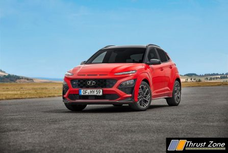 All-new Hyundai Kona N Line