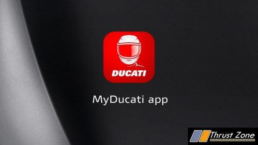 MyDucati app