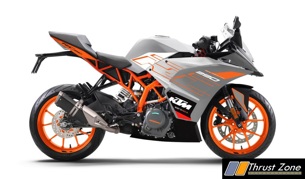 Hafsa Mart Is Going To Launch KTM RC125 In Bangladesh - BikeBD
