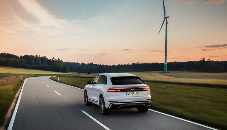 2021 Audi Q8 TFSI e Quattro