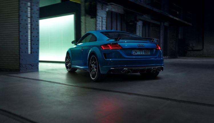 Audi TT competition plus