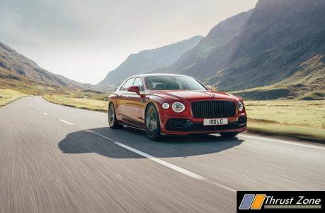 2021 Bentley Flying Spur V8 (2)