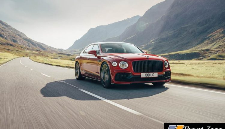 2021 Bentley Flying Spur V8 (2)
