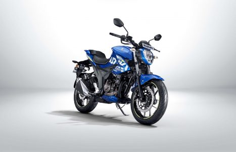 2021 Suzuki GIXXER 250 - Metallic Triton Blue