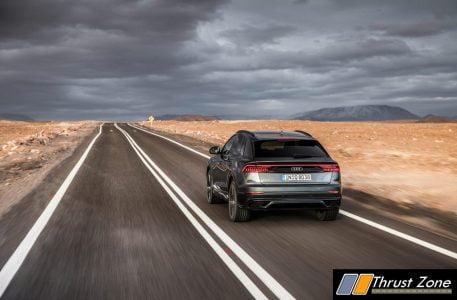 Audi Q8 Celebration variant