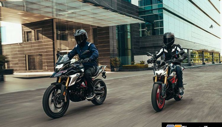 BS6 BMW G310 Twins Launched in India