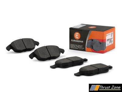 Eurorepar product range brake pad (2)