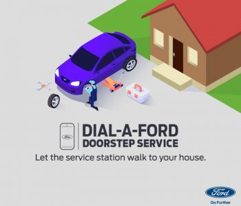 Ford Doorstep Service