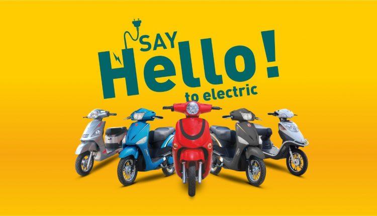 Hero Electric City Speed