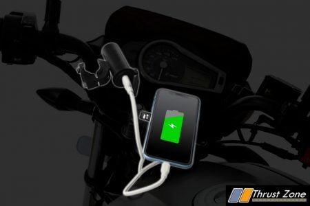 Hero Glamour Blaze - USB charger