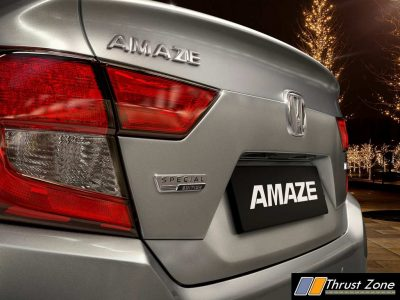 Honda Amaze Special Edition (3)