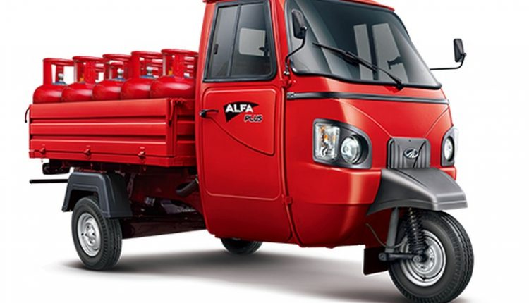 Mahindra Alfa BS6 RED ALFA Plus_Load