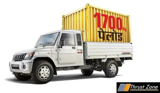 Mahindra Bolero Pick-up Range