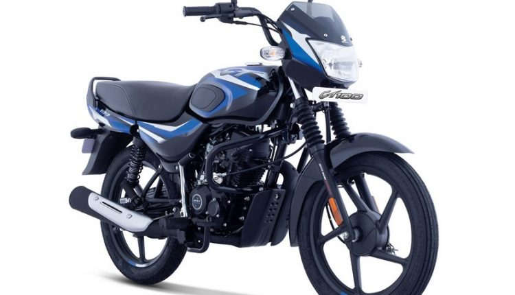 Bajaj New CT100 (1)