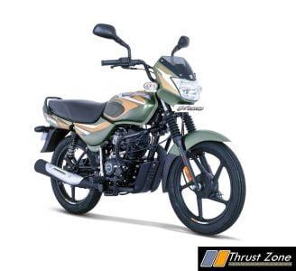 Bajaj New CT100 (2)