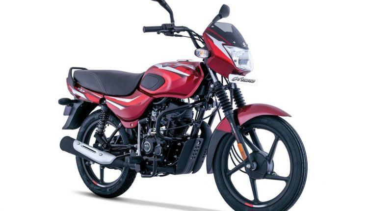 Bajaj New CT100 (3)