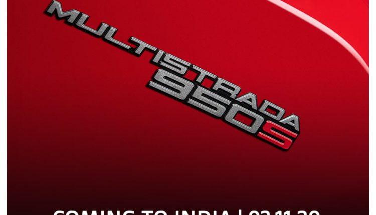 Pre Bookings – Ducati-MTS 950S