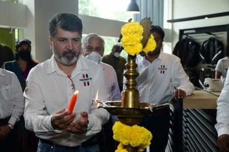 Triumph Chennai Dealership (2)