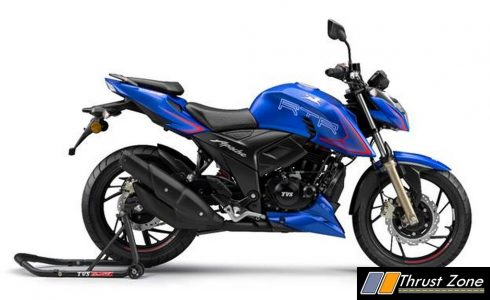 2020 TVS Apache RTR 200 Launched With Riding Modes (1)
