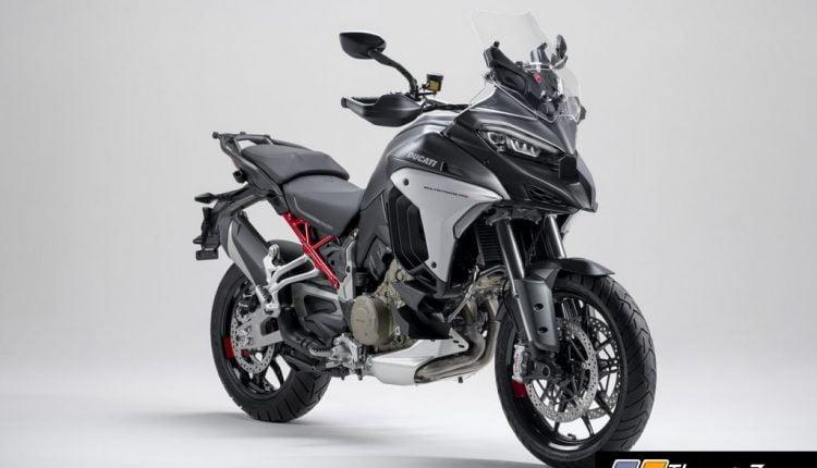 2021 Ducati Multistrada V4 (2)