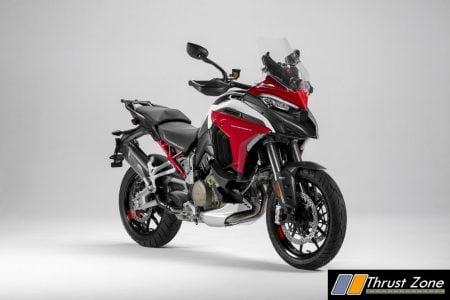 2021 Ducati Multistrada V4 Sport