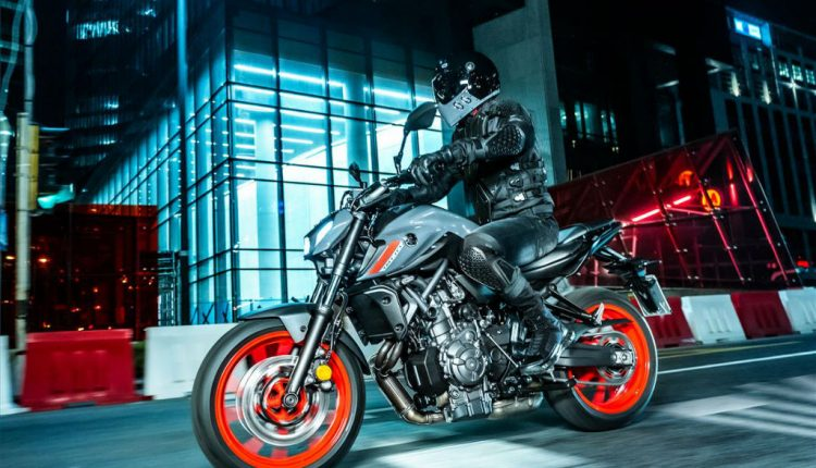 2021 Yamaha MT-07 Unveiled (2)