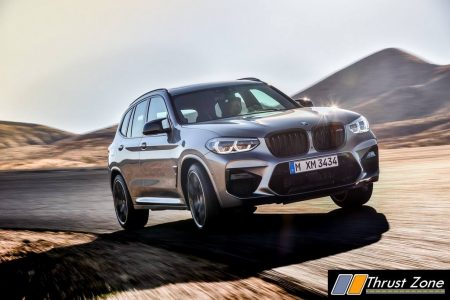 BMW X3 M (5) india launch