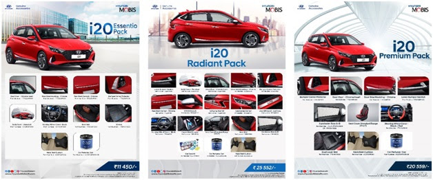 Hyundai i20 Accessories (2)