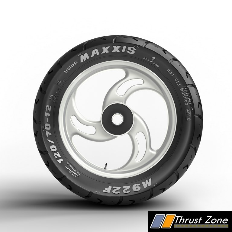 Maxxis Tyres introduces specialised Electric Two-Wheeler Tyres (1)