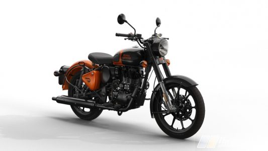 New Royal Enfield Classic 350 Colors (1)
