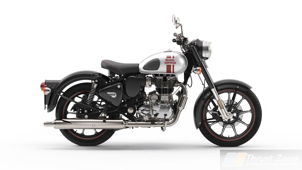 New Royal Enfield Classic 350 Colors (2)