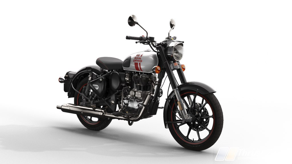 New Royal Enfield Classic 350 Colors (3)