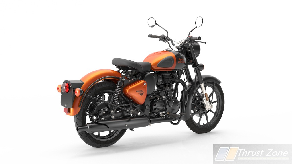 New Royal Enfield Classic 350 Colors (4)