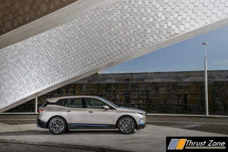 All New BMW iX