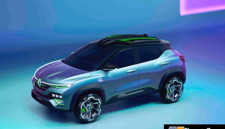Renault KIGER images (3)