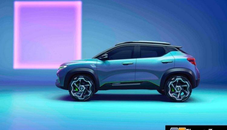Renault KIGER images (4)