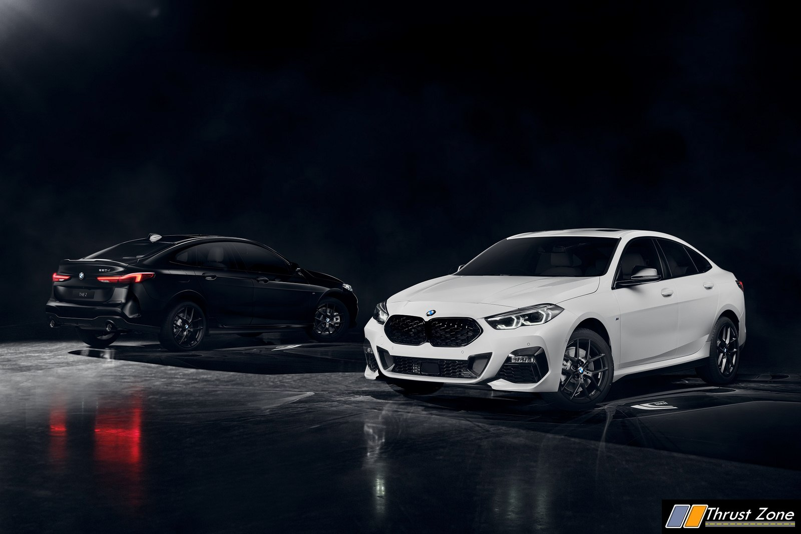 2021 BMW 2 Series Gran Coupé Black Shadow Edition Launched (1)