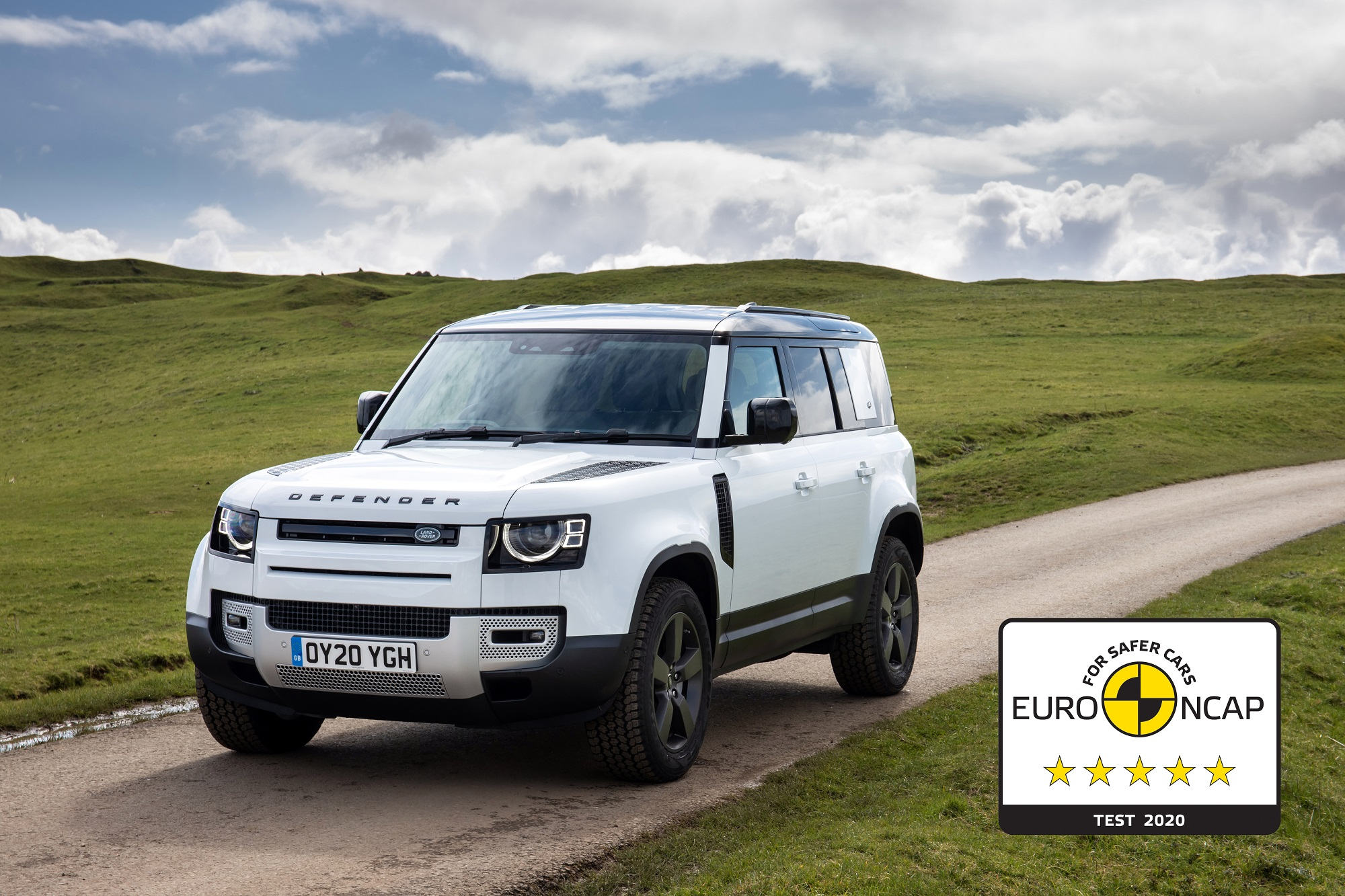 5 Star Safety Rating For Land Rover Defender From Euro NCAP (2)