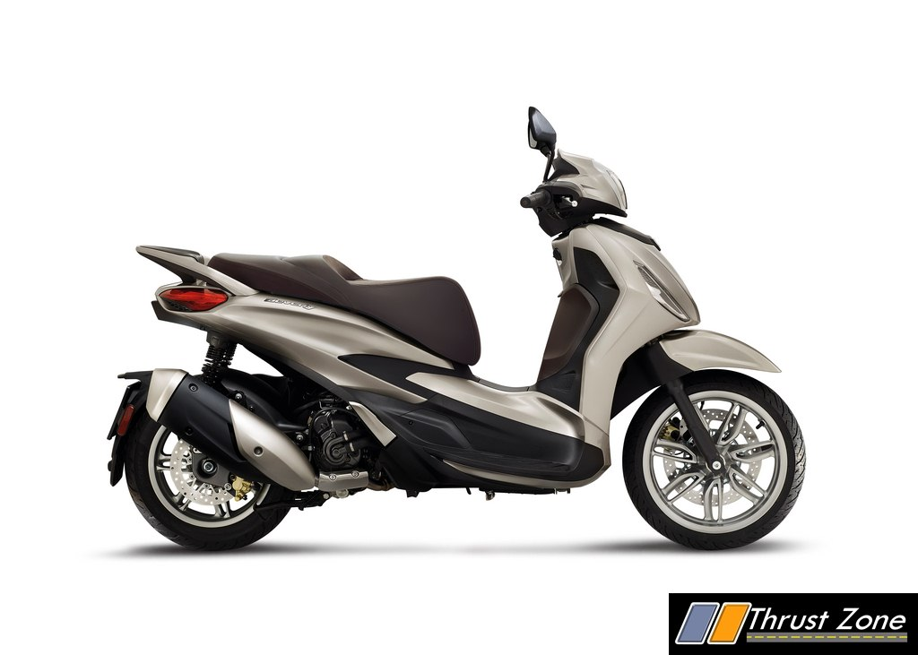 All New Piaggio Beverly Scooter (1)