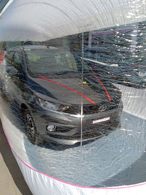 COVID Effect Tata Motors Begins Car Deliveries In New Safety Bubble (1)