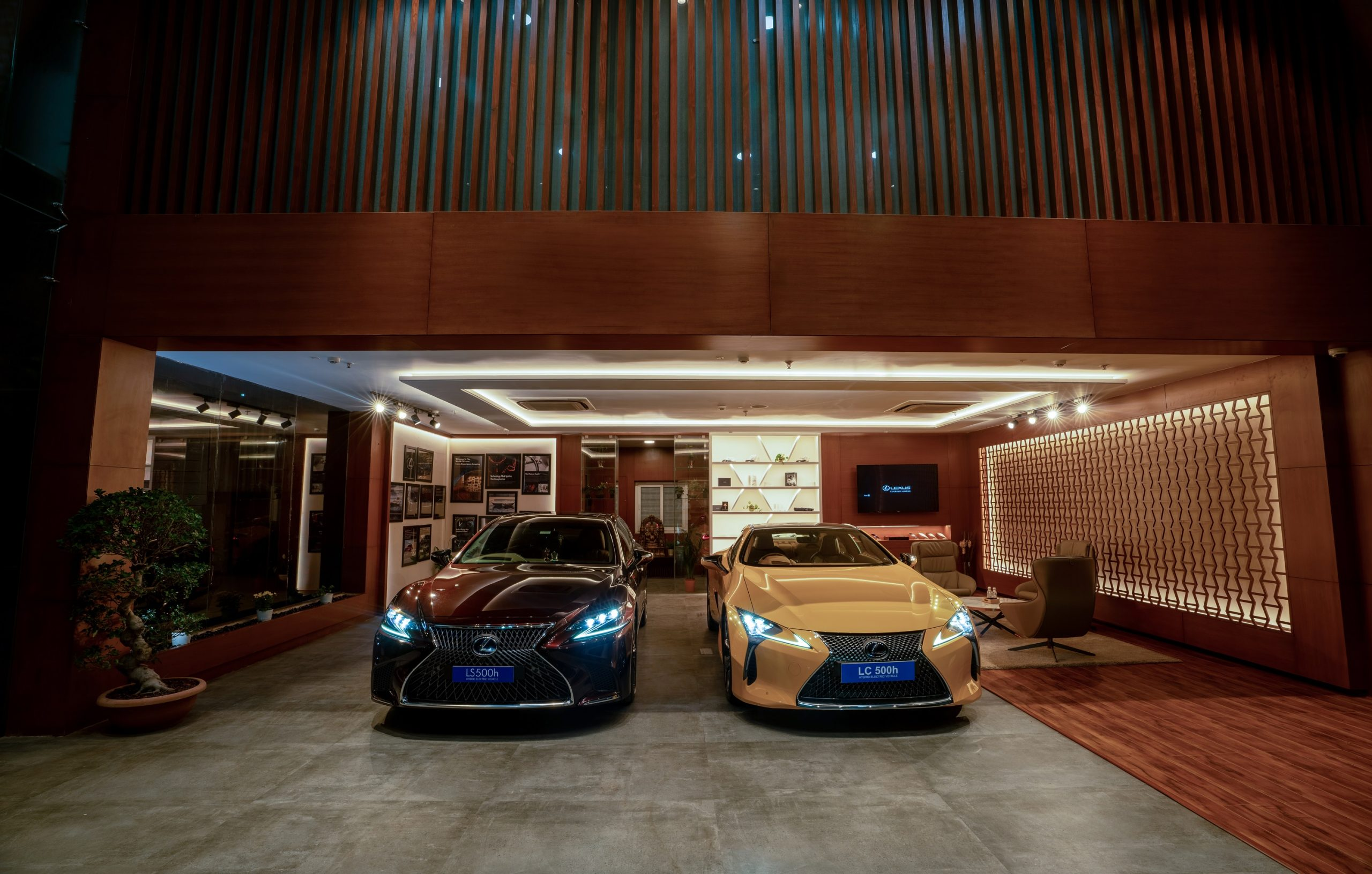 Lexus Hyderabad Dealership (2)