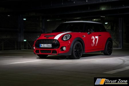 01 MINI Paddy Hopkirk Edition