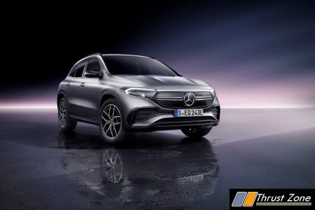 2022 Mercedes EQA Electric SUV
