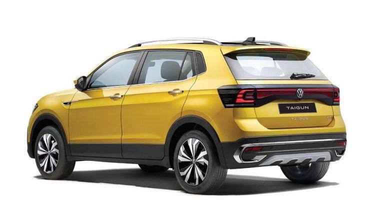 All New Volkswagen Taigun (1)