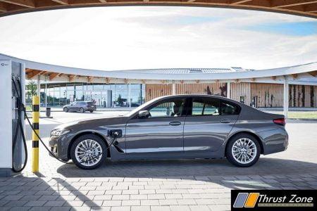 BMW 3 and 5 Series Hybrid